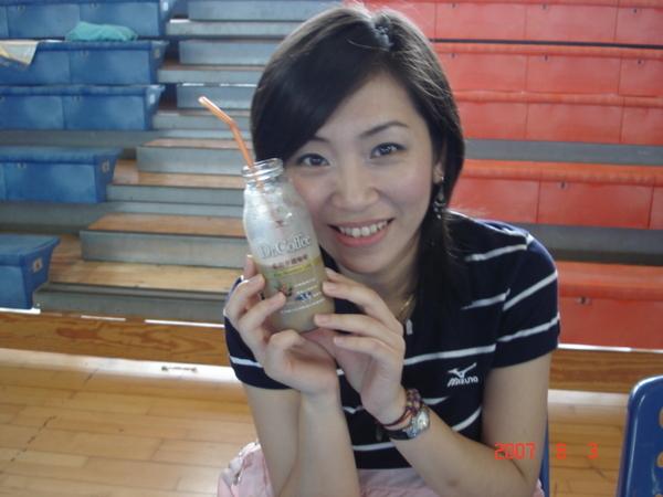 那是阿芳買的藍山咖啡牛奶