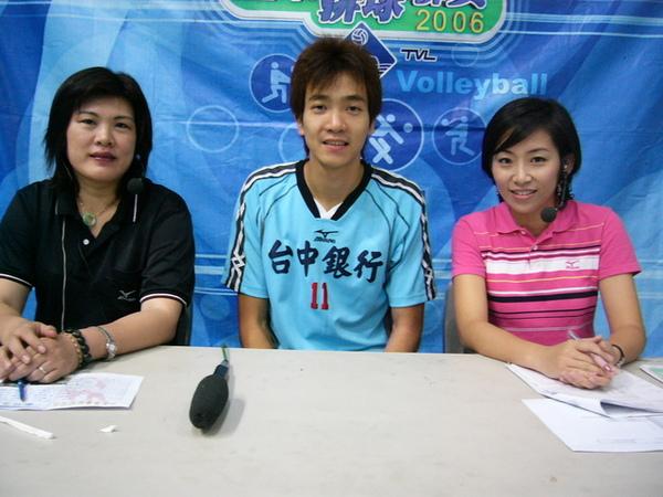 2008.10.08賽後訪問鄧政偉