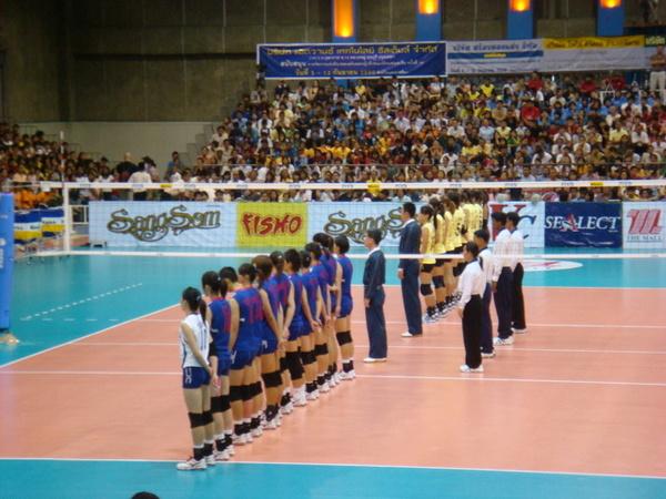 八強賽對上地主泰國