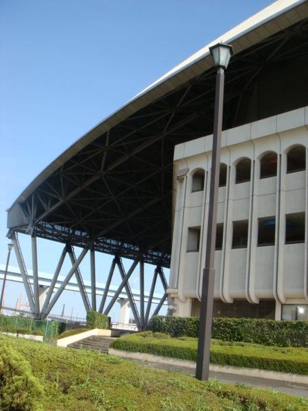 07.08.09-15日本比賽場館外觀