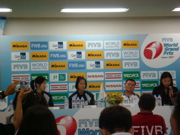 07.08.10-17對日本賽後記者會