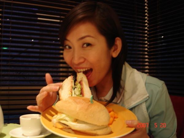 這次吃不一樣的三明治