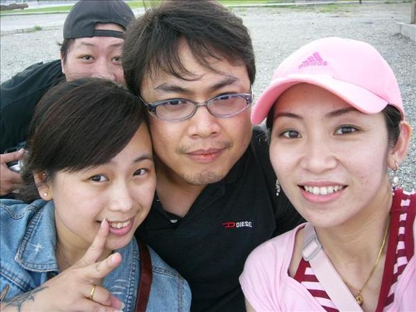 攝影書琪和他太太小貞