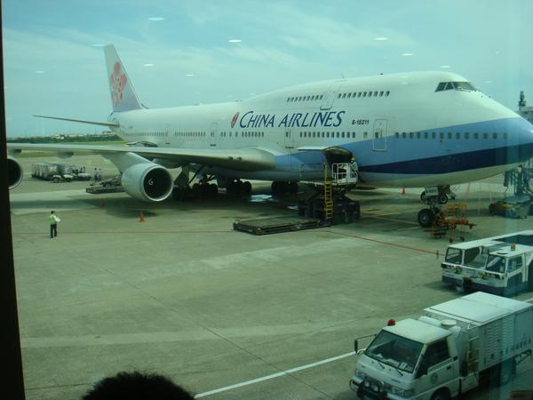 0801-07我們要搭的直飛班機.JPG