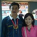 08.09.27-1去年泰國亞洲盃認識的裁判好友,中國的劉江老師