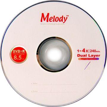Melody DVD-R DL 4X 1入.jpg