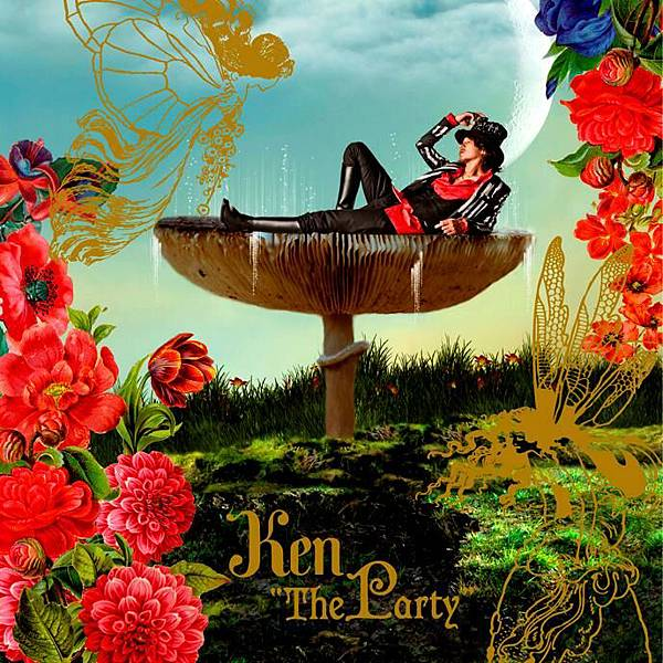 Ken - The Party (CD+DVD).JPG