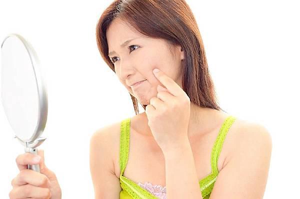 肌膚老化徵兆