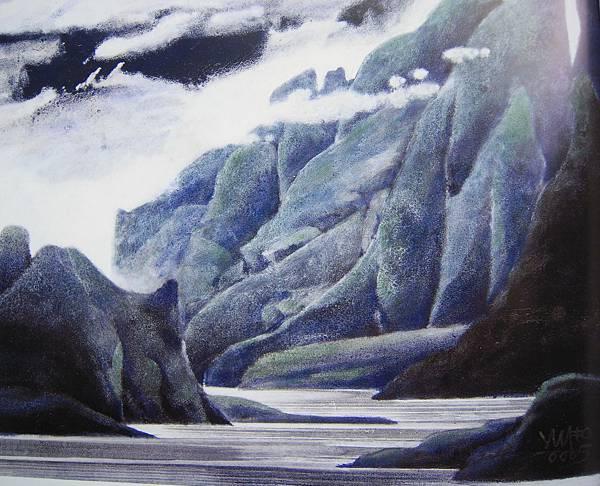 岷江山水1990