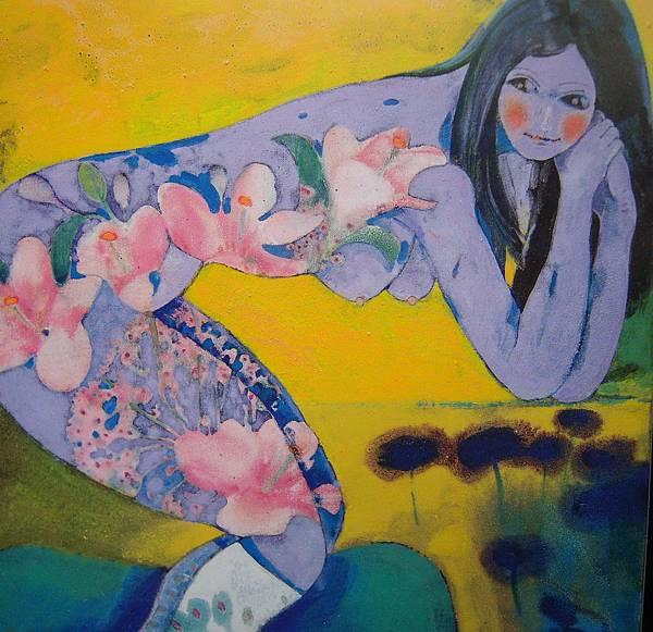 彩繪美女2007