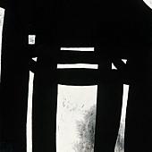 小板凳∣1996   油彩、畫布,130×145cm