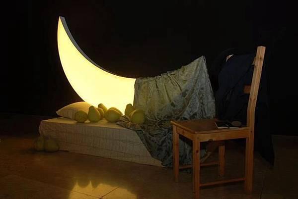 月亮先生 Leonid Tishkov 記者會