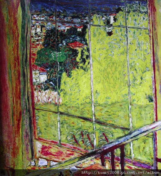 Bonnard《含羞草畫室》1939-1946.jpg