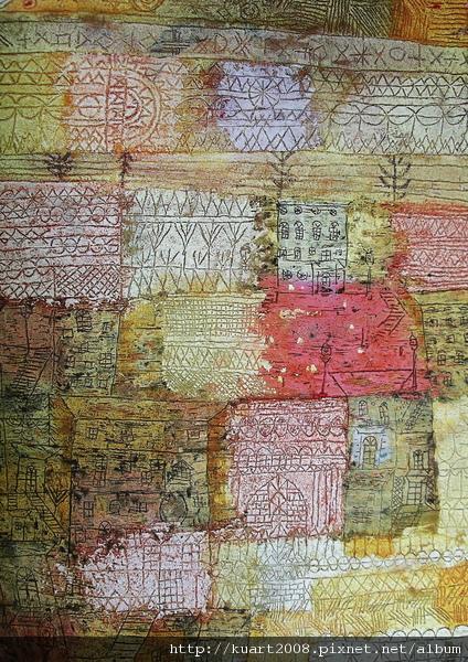 Klee《佛羅倫斯別墅區》1926.jpg