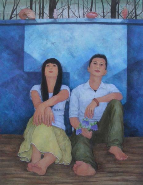 優選,邱文仕,藍色的牆.jpg