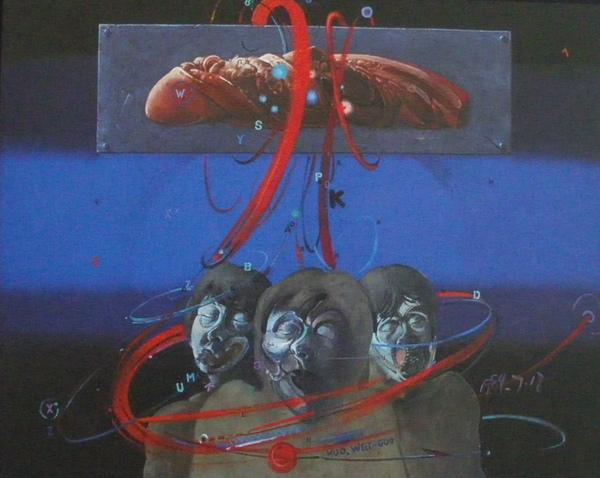 肉食蒼蠅,130X162,1984.jpg