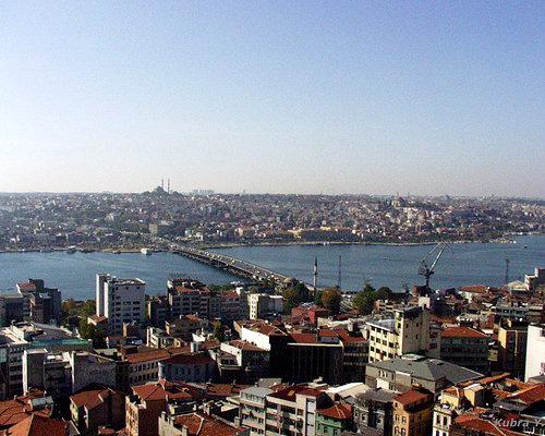 伊斯坦堡黃金角Golden Horn