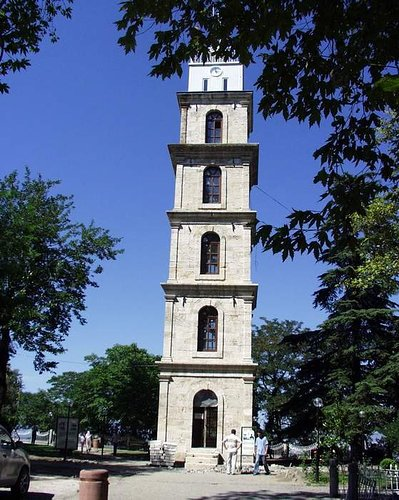 Bursa-2-clock tower