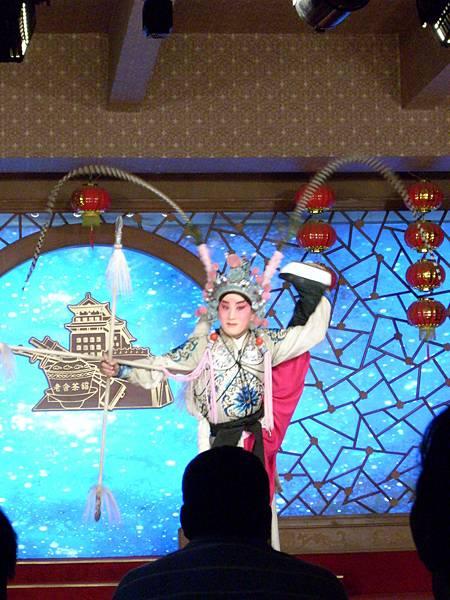 演出:京劇表演