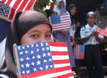 muslim in USA
