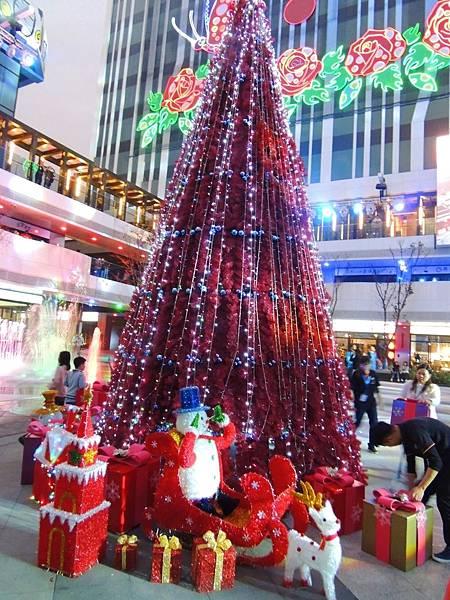 廣場耶誕樹.JPG