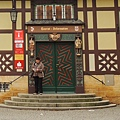 Wernigerode_47 市政廳遊客中心門口.JPG