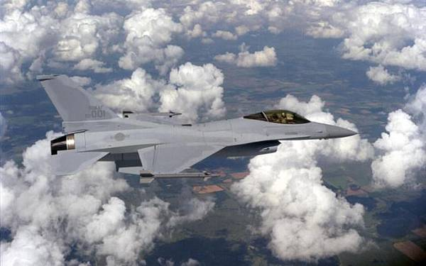 F16 40 years