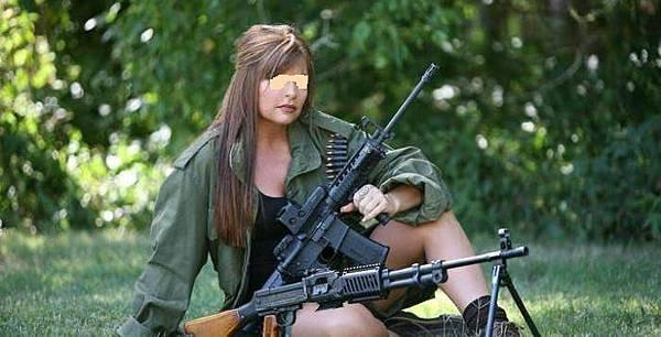 女人戰術一