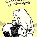 北極熊改為貓熊