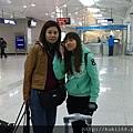 嶄新的武漢機場地鐵站