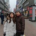漢口江漢路步行街