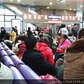 """到武昌車站搭""""動車""""往荊州~松滋的老家"""