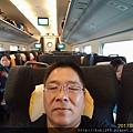 據說未來中國大陸的火車車廂皆是如此