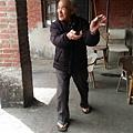 92歲打拳的叔公