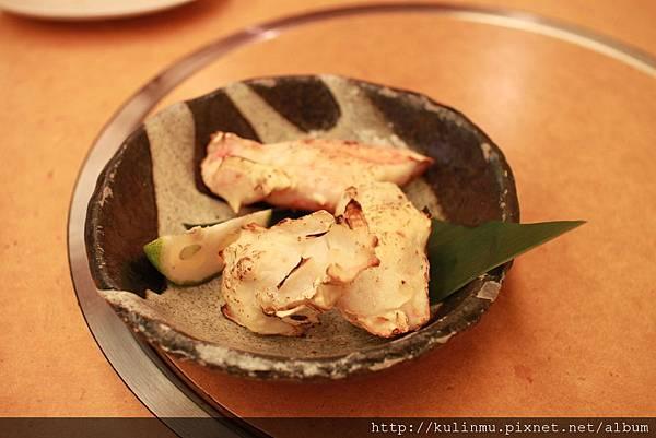 火烤螃蟹(這道最好吃)
