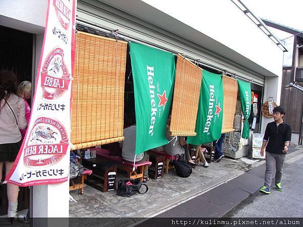 元興寺外的小酒店.JPG