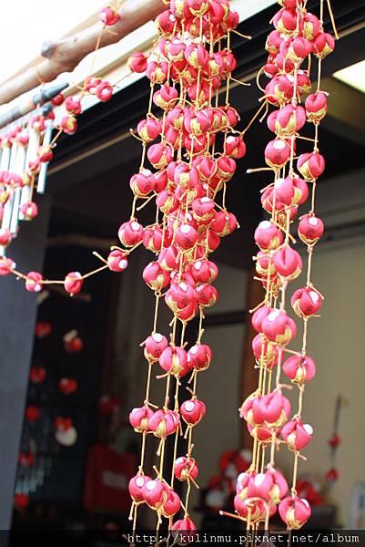 奈良猴子吊飾