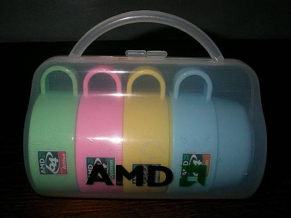AMD戰利品~