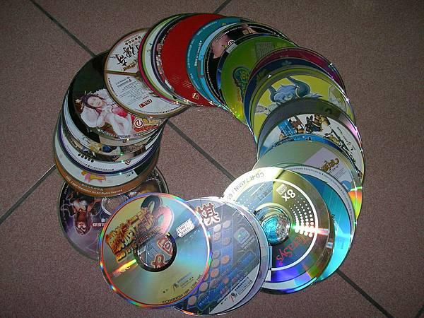 遊戲光碟~