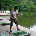 水上高爾夫