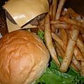 an burger