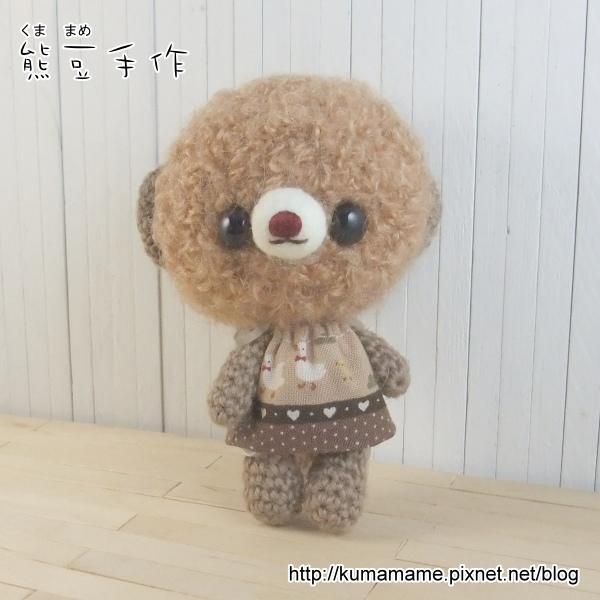 咖啡捲毛熊-咖啡洋裝04.jpg