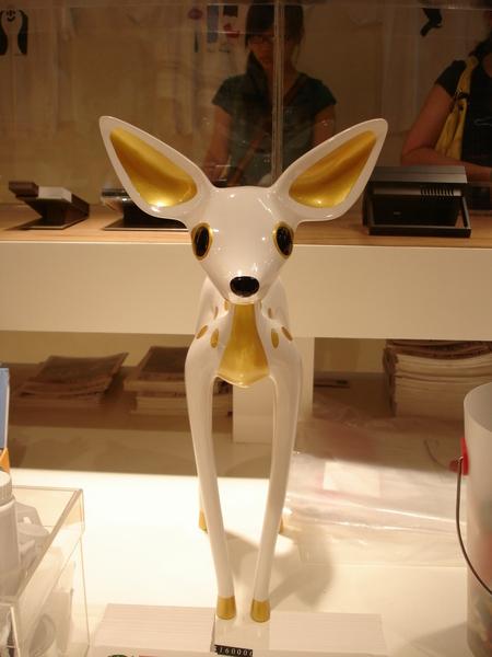 很可愛的小鹿吧!!