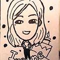 同事:Irene-手繪稿