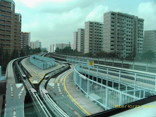 LRT上的車軌