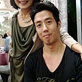 Nokia Lumia920 11/2013 與老媽在婚宴