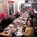 GRD3 12/2013  TaipeiWalker年度十大美食部落客聚餐