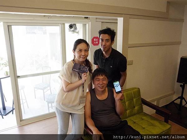 GRD3 04/2014 感謝Vivian與鮑老闆