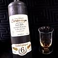 GRD3 04/2014  六年窖藏的Corenwyn:一種古老的琴酒 醇與香四溢,感謝學生幫我帶回^^
