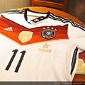 GRD3 10/2014 限量德國國家代表隊四星球衣 KLOSE十六球紀念